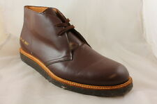 Mens Magnanni Winter Postal Brown Leather Ankle Boots  - Uk Size 9 *  Ex-Display
