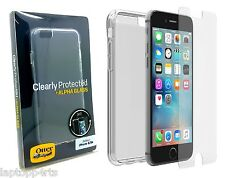 OtterBox TPU Skin Case + Alpha Glass Screen Protector For iPhone 6 4.7'' & 6s