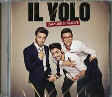 Il Volo - L'amore si muove CD (new album/sealed) Italian version