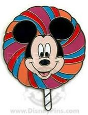 Disney Pin: WDW - Lollipops Mystery 4 Pin Tin Collection (Mickey Mouse)