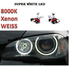 H8 LED Angel Eyes Standlicht BMW E92 E93 E70 E87 LCI E90 E91 E82 E84 E60 E61 NEU
