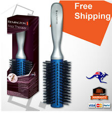 Round Hair Brush Comb, Remington Frizz Therapy Ceramic = Quick Drying 60mm XL GH