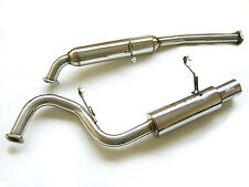OBX Catback For 1986 1987 1989 Toyota Corolla AE86 4AGE