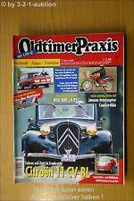 Oldtimer Praxis 3/06 VW 412 Citroen 11 CV Jensen Goliat