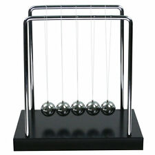 US Stock Newton Cradle Balance Ball Science Psychology Puzzle Desk Toy
