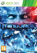 Mindjack XBOX 360 IT IMPORT SQUARE ENIX