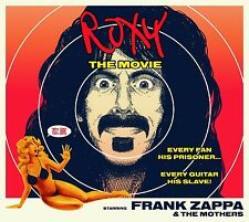 FRANK ZAPPA & THE MOTHERS - ROXY: THE MOVIE  DVD + CD NEU