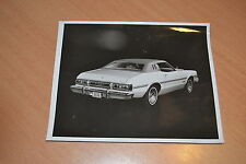 PHOTO DE PRESSE ( PRESS PHOTO ) Ford Torino de 1974 GM013