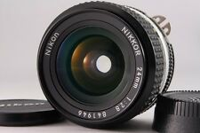 Near MINT NIKON Ai-s NIKKOR 24mm f/2.8 Wide Angle MF Lens from Japan AIS #1774
