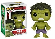 Funko POP! Vinyl Avengers - Hulk Bobble Head Collectable Figurine Model No 68