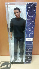 Barbie Basics Black Label Collector Doll Jeans #17-002 AA male guy MIB NRFB