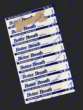 120 (100+20) NASAL STRIPS (MEDIUM/TAN) Breathe Better & Reduce Snoring Right Now