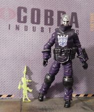 GI JOE ~ 2012 DESTRO ~ SDCC SHOCKWAVE TRANSFORMER FIGURE ~ 100% Complete