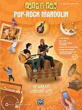 "JUST FOR FUN ""POP-ROCK MANDOLIN""-EASY-TAB EDITION BRAND NEW MUSIC BOOK ON SALE!!"