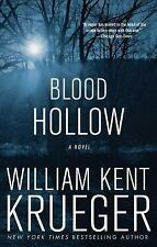 Cork o&#39Connor Mystery: Blood Hollow No. 4 by William Kent Krueger (2009,...