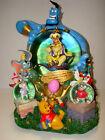 Disney Schneekugel Aladdin,Genie,Mary Poppins mit MUSIK NEU in BOX super selten