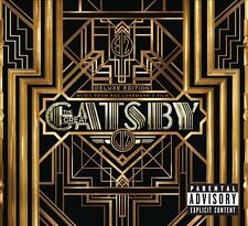 The Great Gatsby OST Soundtrack DOUBLE VINYL,Jay Z,Lana Del Rey,Beyonce SEALED