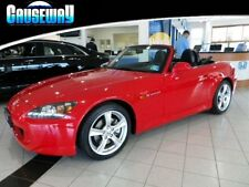 2008 Honda S2000 Base Convertible 2-Door
