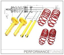 Kit Suspension Sport, Amortisseurs + Ressorts -50/-40mm - VW GOLF 4 - TA-Technix