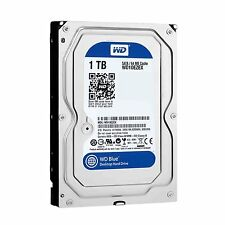 "Western Digital WD 1TB  Caviar Blue SATA 3 3.5"" Internal Hard Drive 7200 RPM"