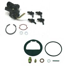 FUEL PUMP & CARB REPAIR Simplicity Kohler 10 12 14 16 hp K-Series & Magnum Motor