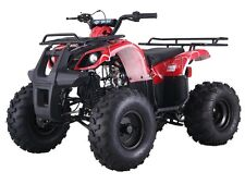 "ATV mid fully auto w/ reverse 135DU Utility 19"" Tires Working lights Free S/H!!"