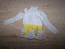 VINTAGE  BARBIE BEST BUY OUTFIT TOP #3205  EXC HTF 1973