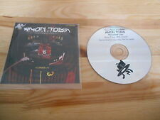 CD Pop Amon Tobin - Recorded Live (29 Song) Promo NINJA TUNE