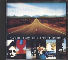 THE JESUS & MARY CHAIN - Stoned & dethroned - CD 1994 NEAR MINT CONDITION