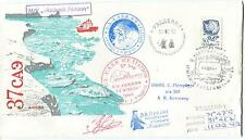 URSS CCCP Ship Polar Antarctic Cover / SIGNED Fedorov Ice Station Weddell