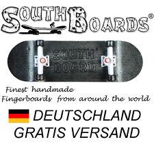 Komplett Holz Fingerskateboard SW/WS/SWZ  SOUTHBOARDS® Handmade Wood Fingerboard