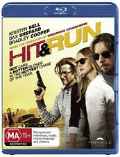Hit and Run  - BLU-RAY - NEW Region B