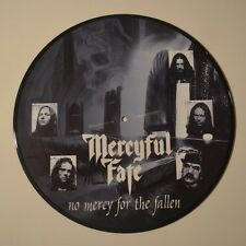 MERCYFUL FATE - NO MERCY FOR THE FALLEN - LTD. EDITION LP PICTURE DISC NEW