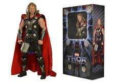 "NECA MARVEL AVENGERS THOR 2 THE DARK WORLD 1/4 SCALE 18"" inch ACTION FIGURE RARE"