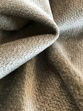 ~A Designs ~ 4 Yds Fabricut Thick Pewter Chenille High End Upholstery Fabric