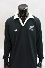 Canterbury New Zealand ALL BLACKS Rugby Union 1994-1996 Black Jersey 2XL, XXL