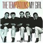 NEW CD.The Temptations - My Girl