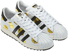 NIB~Adidas JEREMY SCOTT SUPERSTAR 80's RIPPLE Polka DOT Shoe gazelle~Mens s