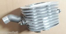 66cc / 80cc Motor bike engine parts - 8mm cylinder  silver