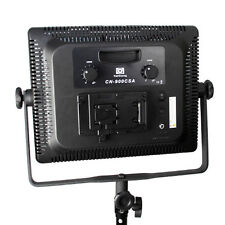Nanguang CN-900CSA Bi-Colour 1x1 900 LED Studio Panel Light & Case - High CRI