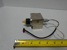 RF MICROWAVE MODULE WEINSCHEL ENGINEERING GHz FREQUENCY AS IS BIN#TC-4-1-S