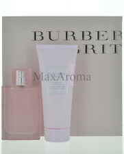 Burberry Brit Sheer by Burberry 2 pcs Gift Set with Lotion for Women