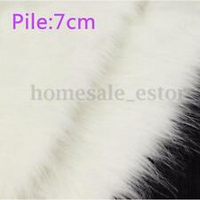 150cm 7cm Shaggy Fur Fabric Long Pile Fur Costumes Photographic Backdrops