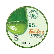 the SAEM Jeju Fresh Aloe Soothing Gel 95% [USA SELLER]