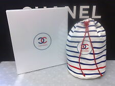 CHANEL L'AIR MARIN 2016 NAUTICAL MINI MAKEUP BAG  BRAND NEW IN BOX