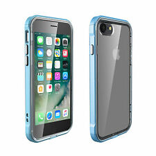 Hybrid Clear Back Shockproof TPU Case Cover for Apple iPhone 7  / 7 Plus