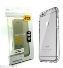 Genuine Otterbox Symmetry Drop Proof Clear Case Cover For iPhone 6s & 6 4.7''