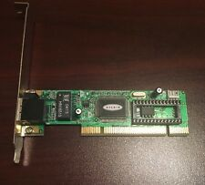 141121100201B BELKIN PC PCI 10 / 100TX ETHERNET NETWORK CARD