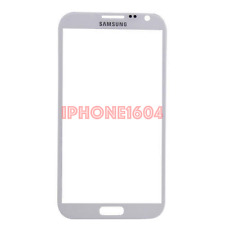 Samsung Galaxy Note 2 Touch Screen Lens Digitizer Replacement Parts – White NEW