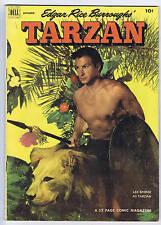 Tarzan #36 Dell 1952